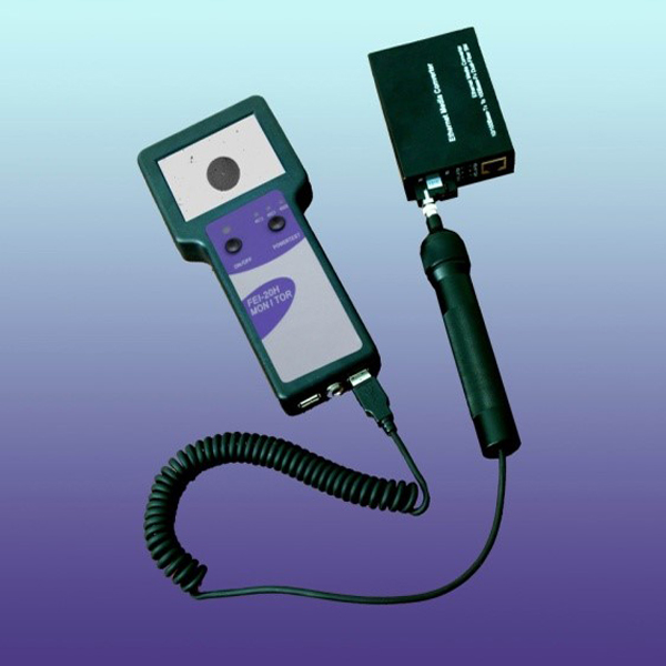 Optical Fibre Microscope