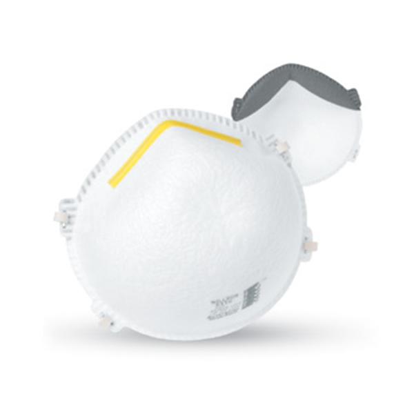 Honeywell P1 Dust Respirator, Cup Shape, Unvalved 5185, Box of 20
