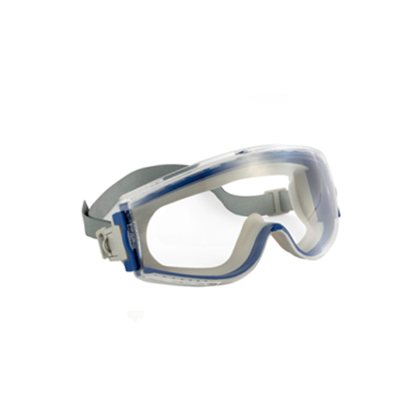 Honeywell Maxx Pro Goggle with Fabric Strap - Anti-Fog - Clear