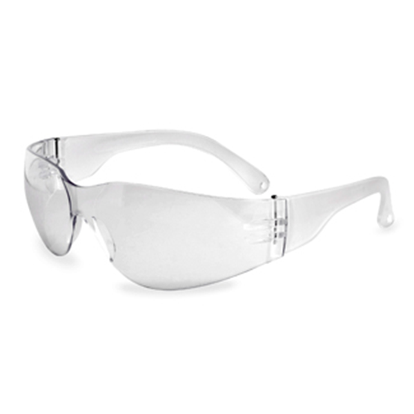 Honeywell Machete Safety Eyewear - Hard Coat Lens - Clear