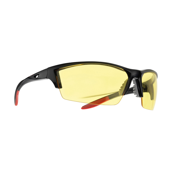 Honeywell Impulse Safety Eyewear - Anti-Fog - Amber