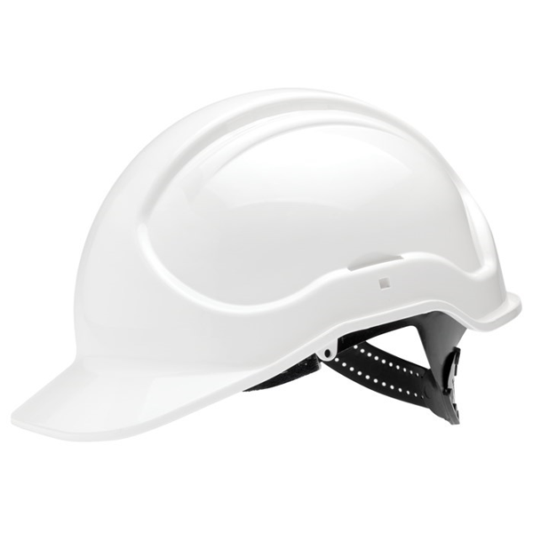 Honeywell Hard Hat - Unvented - ABS Type 1 - White