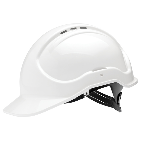 Honeywell Hard Hat - Vented - ABS Type 1 - White