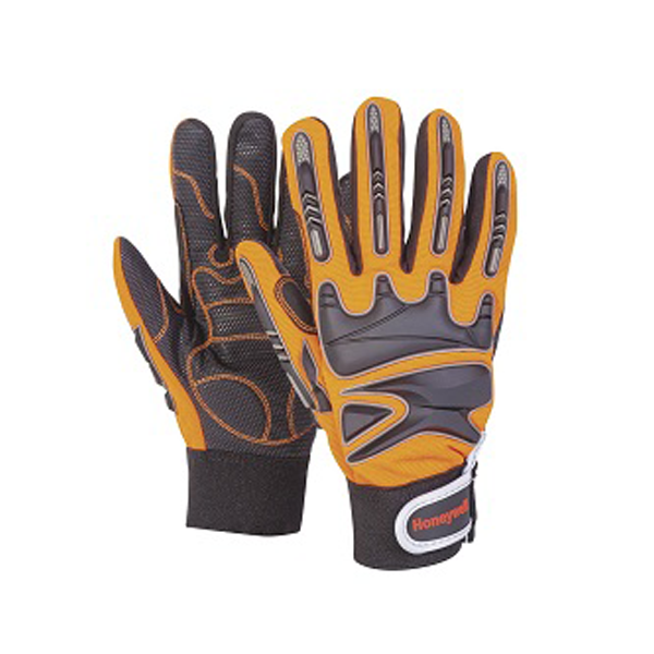 Honeywell Rig Dog CR Gloves - Impact and Cut Resistant - Large