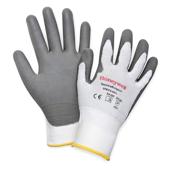 Honeywell SpectraKnight Spec5 Gloves - Cut Resistance 5 - Large